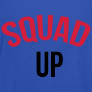Squad up T-Shirts - Women's Tank Top by Bella