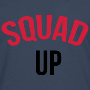 Squad up T-Shirts - Men's Premium Longsleeve Shirt