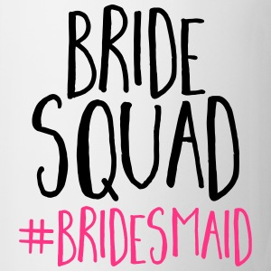 Bride Squad Bridesmaid  T-shirts - Mugg