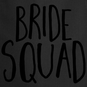 Bride Squad Hen Party  T-shirts - Förkläde