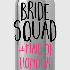 Bride Squad Maid Of Honour  Toppar - Vattenflaska