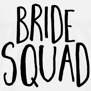 Bride Squad Hen Party  Tops - Männer Premium T-Shirt