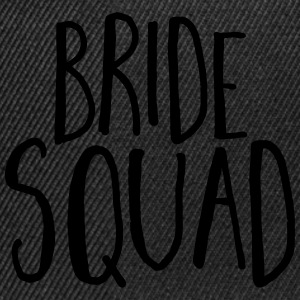 Bride Squad Hen Party  Tops - Snapback Cap
