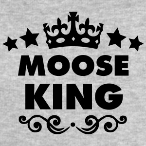 moose king 2015 - Men's Sweatshirt by Stanley & Stella