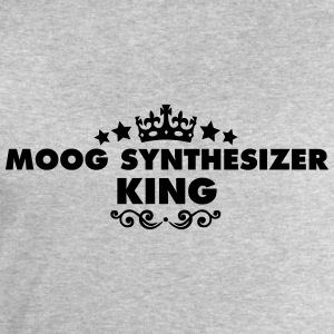 moog synthesizer king 2015 - Men's Sweatshirt by Stanley & Stella