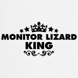 monitor lizard king 2015 - Cooking Apron