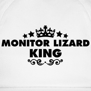 monitor lizard king 2015 - Baseball Cap