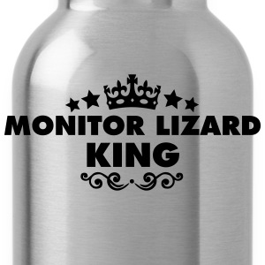 monitor lizard king 2015 - Water Bottle