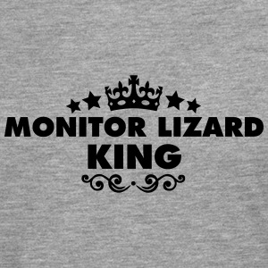 monitor lizard king 2015 - Men's Premium Longsleeve Shirt
