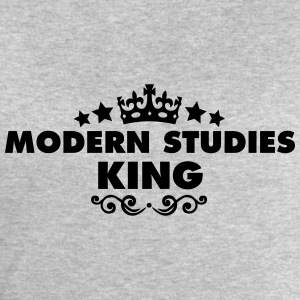 modern studies king 2015 - Men's Sweatshirt by Stanley & Stella
