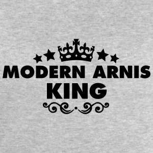 modern arnis king 2015 - Men's Sweatshirt by Stanley & Stella