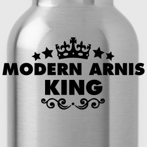 modern arnis king 2015 - Water Bottle