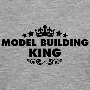 model building king 2015 - Men's Premium Longsleeve Shirt