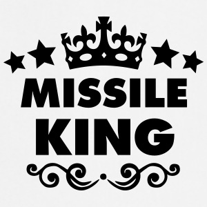 missile king 2015 - Cooking Apron