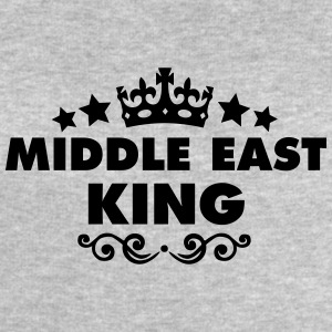 middle east king 2015 - Men's Sweatshirt by Stanley & Stella