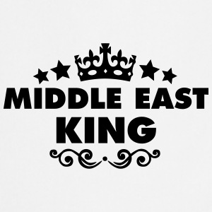 middle east king 2015 - Cooking Apron