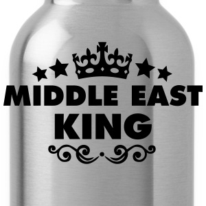 middle east king 2015 - Water Bottle