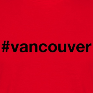 VANCOUVER - Herre-T-shirt