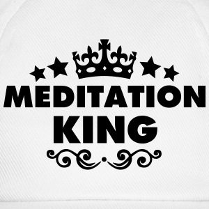 meditation king 2015 - Baseball Cap