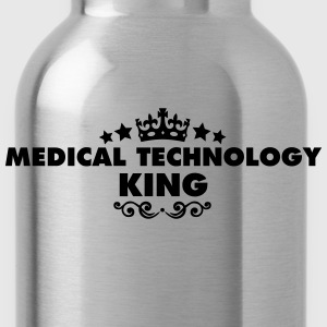 medical technology king 2015 - Water Bottle