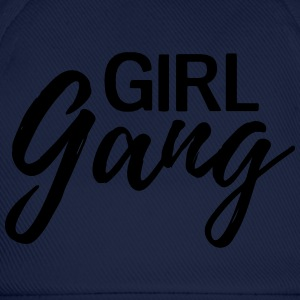 Girl Gang T-Shirts - Baseball Cap