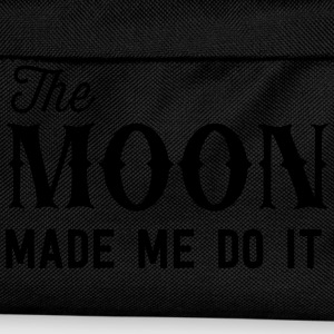The moon made me do it T-Shirts - Kids' Backpack