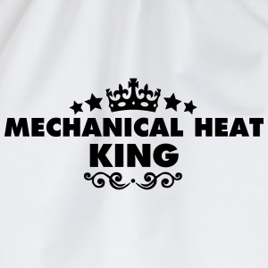 mechanical heat king 2015 - Drawstring Bag