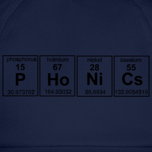 Phonics Periodic Table Elements T-Shirts - Baseball Cap