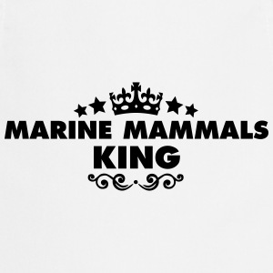 marine mammals king 2015 - Cooking Apron
