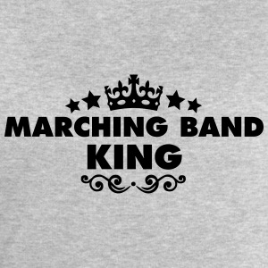 marching band king 2015 - Men's Sweatshirt by Stanley & Stella