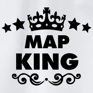 map king 2015 - Drawstring Bag