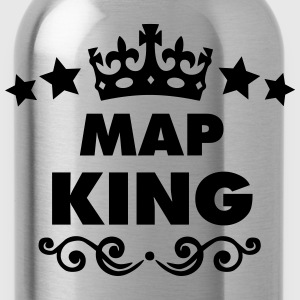 map king 2015 - Water Bottle
