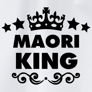 maori king 2015 - Drawstring Bag