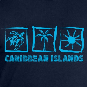 CARIBBEAN ISLANDS - Sweat-shirt Homme Stanley & Stella