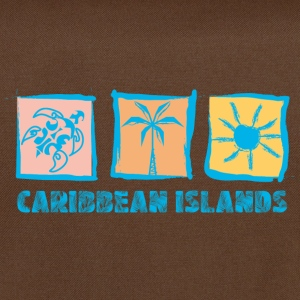 CARIBBEAN ISLANDS - Sac à bandoulière