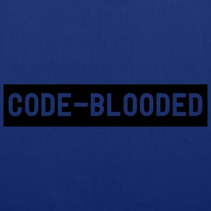 Code-Blooded T-Shirts - Tote Bag