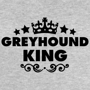 greyhound king 2015 - Men's Sweatshirt by Stanley & Stella