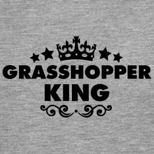 grasshopper king 2015 - Men's Premium Longsleeve Shirt