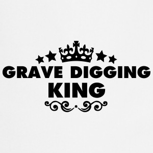 grave digging king 2015 - Cooking Apron