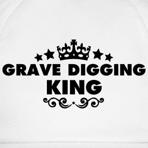 grave digging king 2015 - Baseball Cap