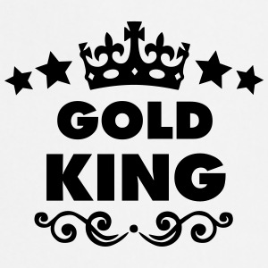 gold king 2015 - Cooking Apron