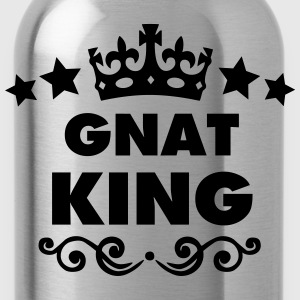 gnat king 2015 - Water Bottle