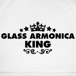 glass armonica king 2015 - Baseball Cap