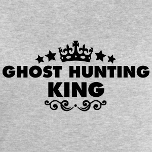 ghost hunting king 2015 - Men's Sweatshirt by Stanley & Stella