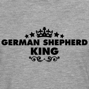 german shepherd king 2015 - Men's Premium Longsleeve Shirt