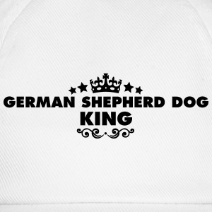 german shepherd dog king 2015 - Baseball Cap