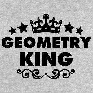 geometry king 2015 - Men's Sweatshirt by Stanley & Stella