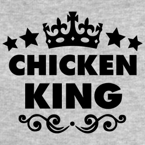 chicken king 2015 - Men's Sweatshirt by Stanley & Stella