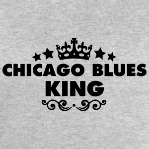 chicago blues king 2015 - Men's Sweatshirt by Stanley & Stella