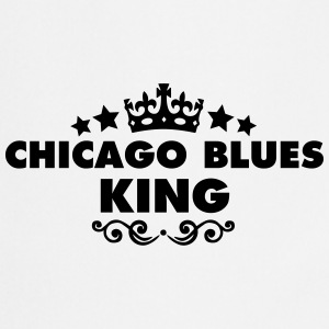 chicago blues king 2015 - Cooking Apron